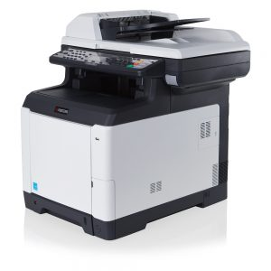 Kyocera FS-C2126MFP+ Exceptional functionality with standard network