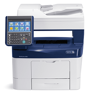 Xerox WorkCentre 3655i Multifunction Printer Black & White Multifunction Printer