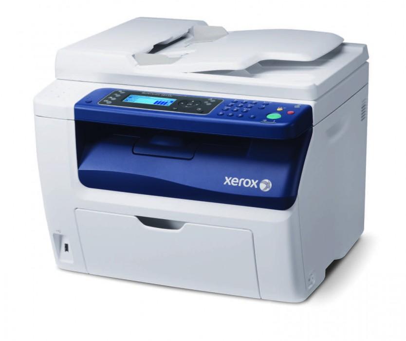 Xerox WorkCentre 6015 Color Multifunction Printer