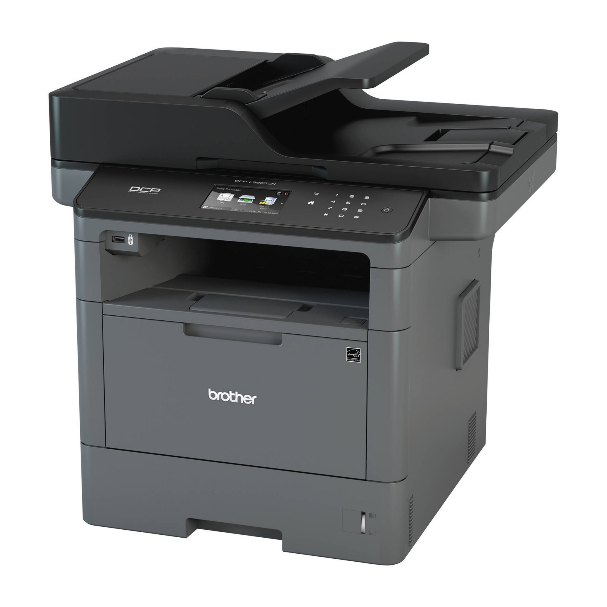 Brother DCP-L5600DN Digital Copier and Laser Printer with Duplex and Networking