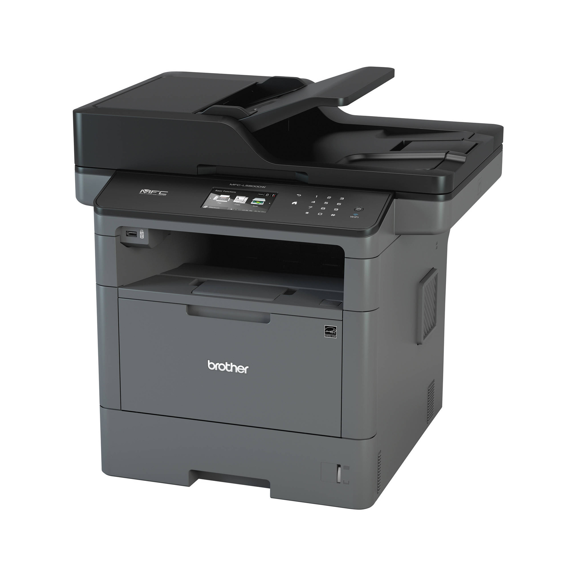 Brother MFC-L5800DW Digital Fax, Print, Copy Scan Technology