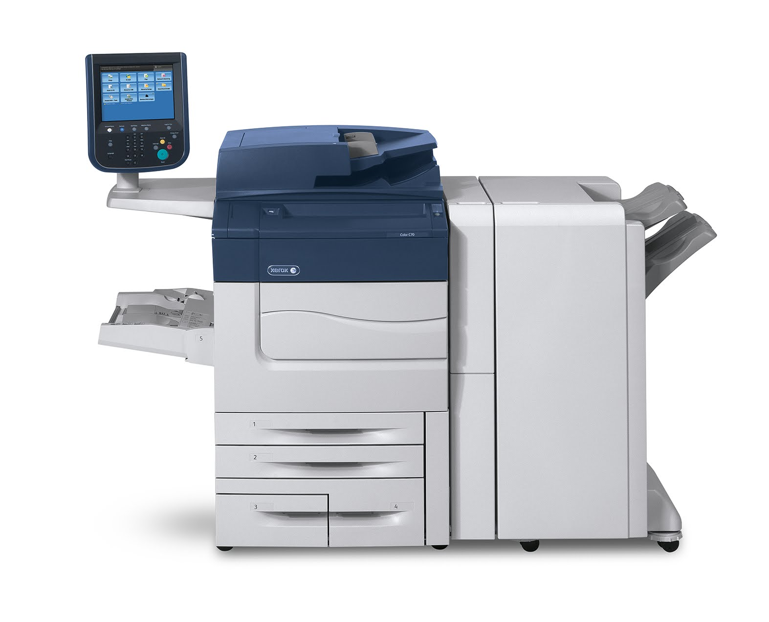 Xerox Color C60/C70 Multifunction Printer Color Multifunction Printer