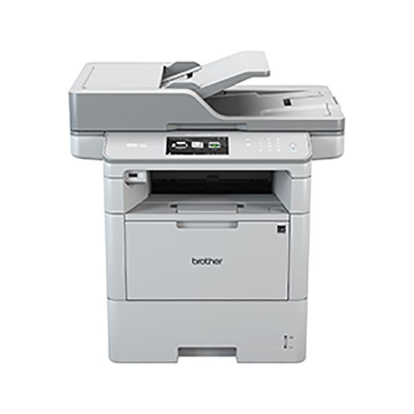Brother MFC-L6750DW Digital Fax, Print, Copy, Scan Technology