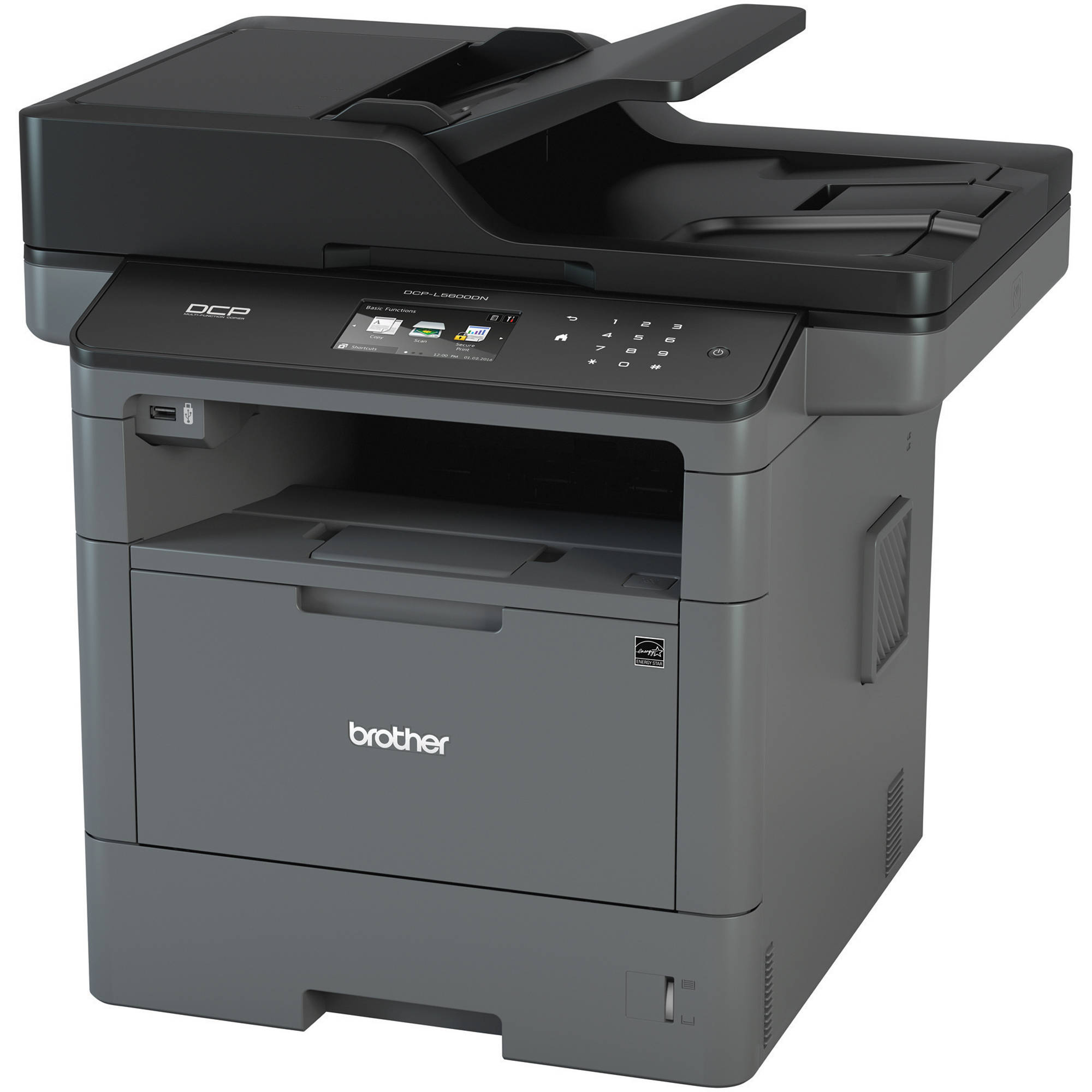 Brother DCP-L5600dn All in One Monochrome Laser Printer