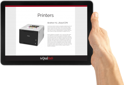 Qualpath Printers on Contract