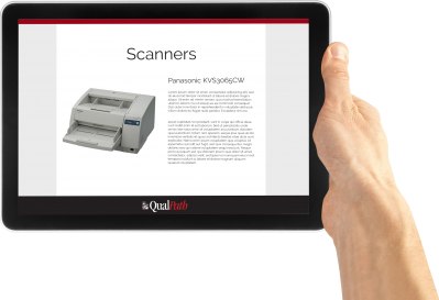 Qualpath Scanners on Contract