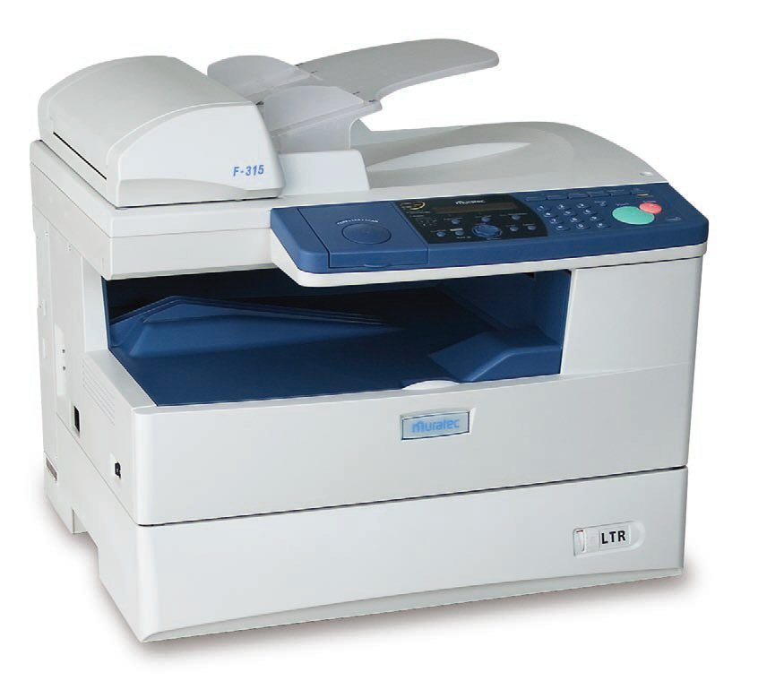 Muratec F-315 High-speed fax performance